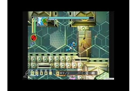 Mega Man Network Transmission GameCube Gameplay - Old - YouTube