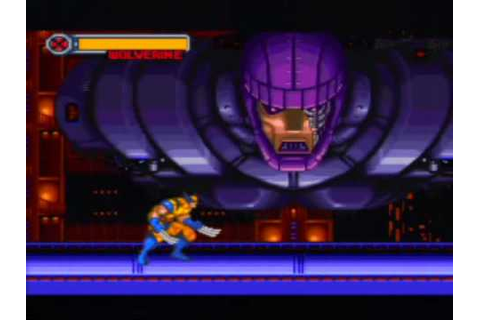X-Men: Mutant Apocalypse Game Sample - SNES/SFC - YouTube
