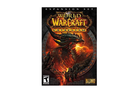 World of Warcraft: Cataclysm PC Game - Newegg.com