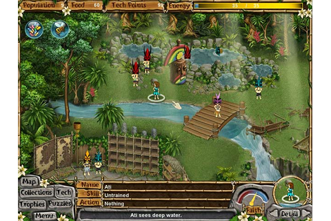 The Center Download Game: Virtual Villagers 5 Game