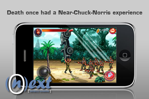 Chuck Norris: Bring on the Pain! (by Gameloft) - Touch Arcade