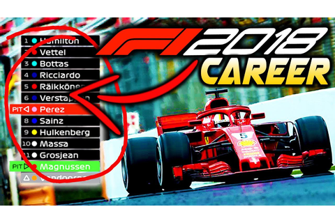 F1 2018 Game | 10 MORE THINGS WE WANT IN F1 2018 CAREER ...
