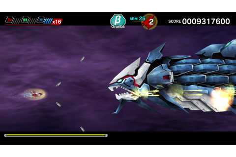 DariusBurst Chronicles Saviours PS4 Review: Taking it Back ...