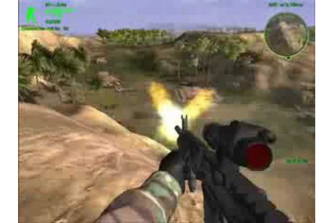 Delta Force: Xtreme gameplay (1) - YouTube