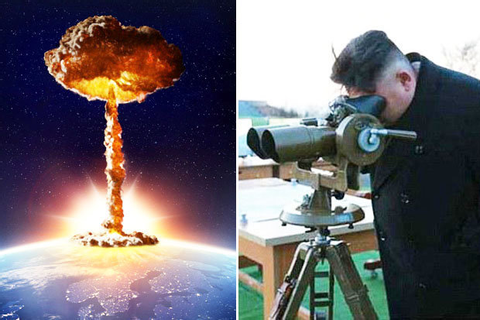 Nuclear war: US fears Kim Jong-un could ruin search for ...