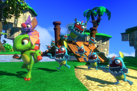 Banjo-Kazooie is getting a spritual successor thanks to ...