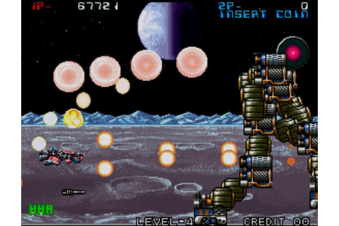 Zed Blade (Neo Geo) Game Profile | News, Reviews, Videos ...