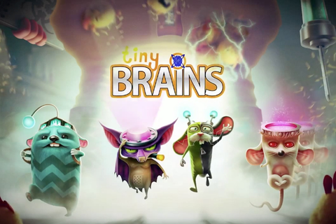 Tiny Brains coming Nov. 15 to PS3, PS4 and PC - Polygon