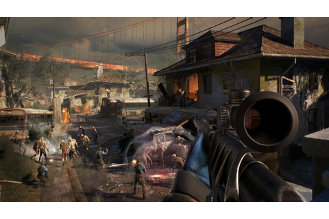 Multiplayer zombie FPS Dead Alliance announced for PS4 ...