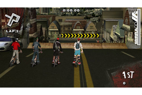 Dave Mirra BMX Challenge Game | PSP - PlayStation