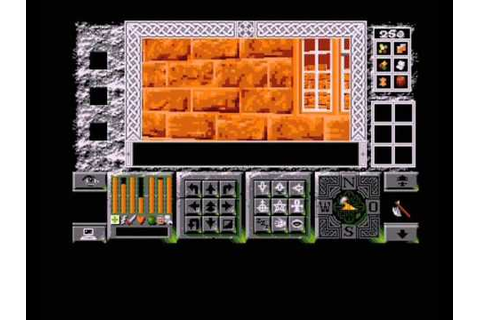 Legends of Valour Amiga 500 Gameplay - YouTube