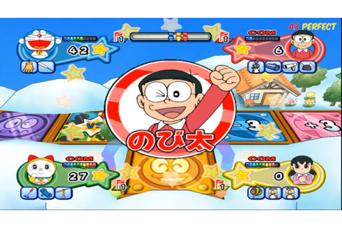 ドラえもん Wii-Doraemon Game | A3 Perfect#110 - YouTube