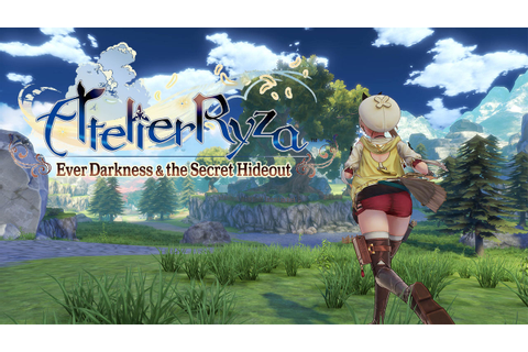Atelier Ryza: Ever Darkness & the Secret Hideout Coming ...