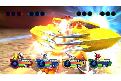 Digimon All-Star Rumble Playstation 3 Game
