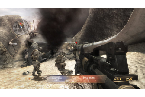 Modern Combat: Domination (PS3 / PlayStation 3) Game ...