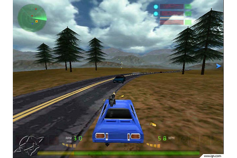Interstate 82 Game