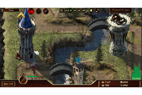 Empires in Ruins - Archery-based towers news - Indie DB