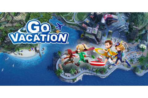 Go Vacation | Wii | Games | Nintendo