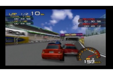 Penny Racers PS2 Grand Prix Gameplay (Takara/Midas) - YouTube