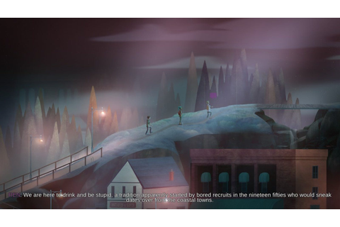 Don't Sleep On Oxenfree, A Spooky Adventure Game Now On Switch