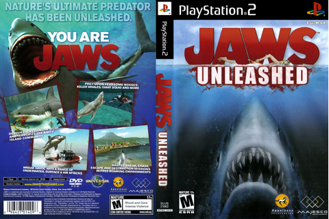 Download Game Jaws Unleashed PS2 Full Version Iso For PC ...