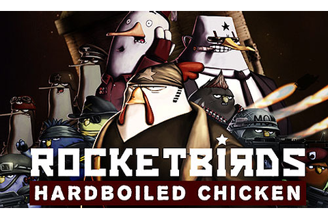Rocketbirds: Hardboiled Chicken – PS Vita Review