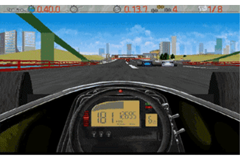 Download Al Unser, Jr. Arcade Racing - My Abandonware