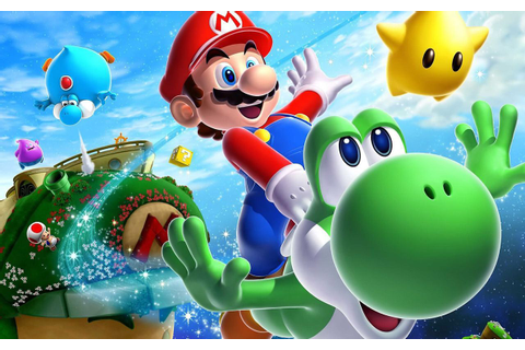 Super Mario With Yoshi Wallpaper 1280×800 - Super Mario ...