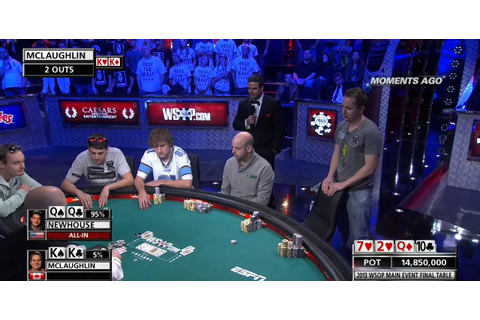 Poker Central, ESPN partner on World Series telecast plans ...