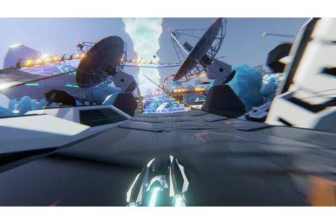 Switch Anti-Grav Racer Redout Could Be Making An ...