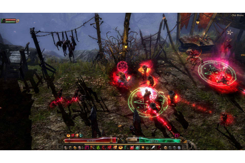 Grim Dawn full version activated PC game for your computer ...