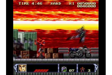 Armored Police Metal Jack + BUG - Snes - YouTube