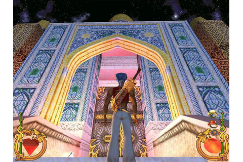 Arabian Nights PC Galleries | GameWatcher