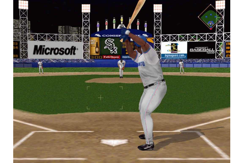 Microsoft Baseball 2001 Download Free Full Game | Speed-New