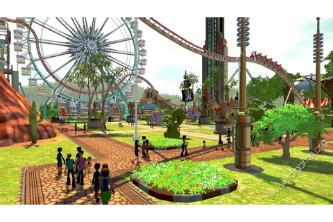 RollerCoaster Tycoon World - Download Free Full Games ...