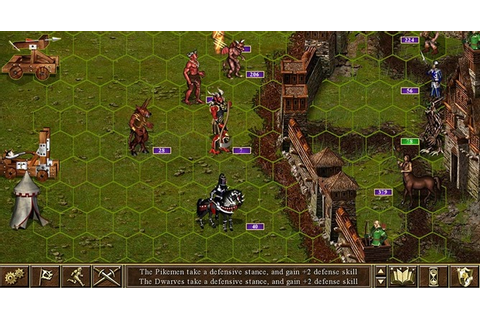 Ubisoft And DotEmu Will Bring Heroes Of Might And Magic ...