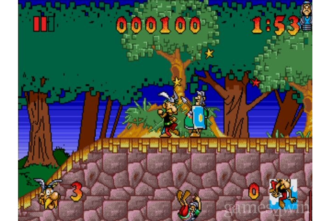 Asterix and the Great Rescue Download on Games4Win