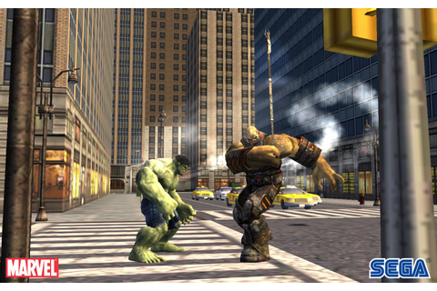 The Incredible Hulk (Wii) News, Reviews, Trailer & Screenshots