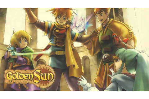 Golden Sun Was Initially A N64 Game Before Heading To Game ...