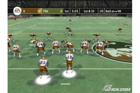 NCAA Football 07 Review - IGN