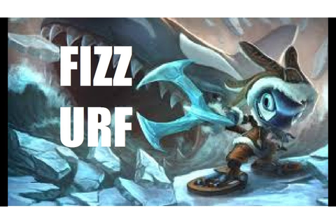 League of Legends - Ultra Rapid Fire Fizz - Full Game ...