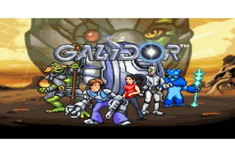 Galidor defenders of the outer dimension pc game download ...