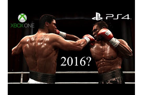New Boxing Game 2016? - YouTube
