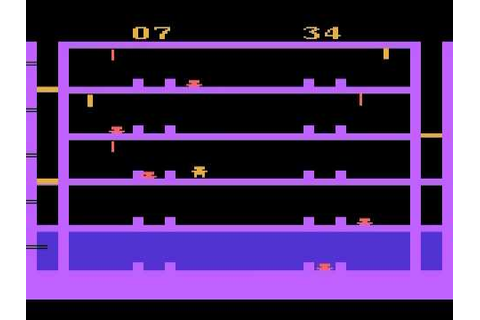 Let's Play Airlock (Atari 2600) - YouTube