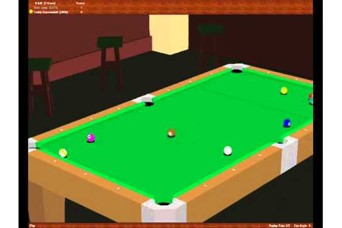 Virtual Pool 2 For Old-Games.RU - YouTube