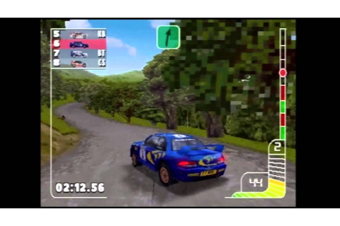 Colin Mcrae Rally PS1 Gameplay - YouTube