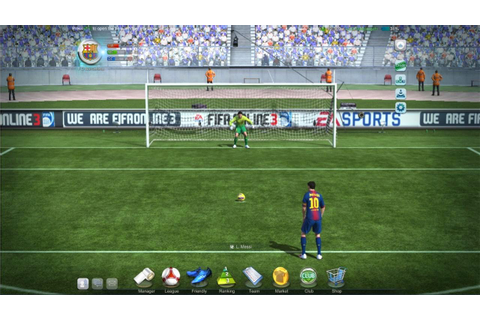 FIFA Online 3 Game Download Terbaru 2015 with Patch ...