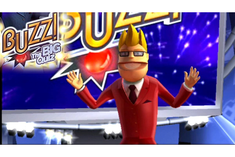 Buzz! The Big Quiz ... (PS2) - YouTube