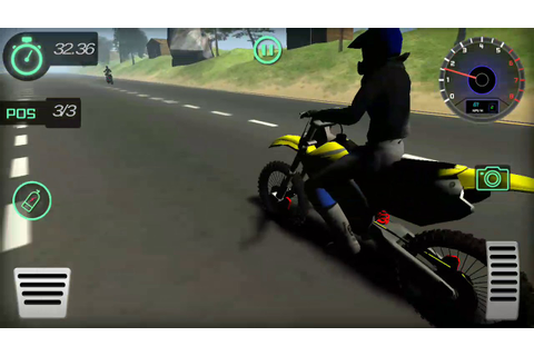 Nitro 3d stunt bike Racing Game - YouTube