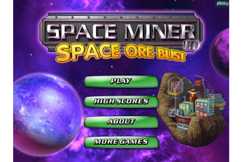 Space Miner: Space Ore Bust HD Adventure game for Apple iPad